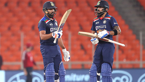 IND v ENG 2021: 'If we feel that is right as a team we will go ahead', Rohit Sharma on opening with Virat Kohli in future