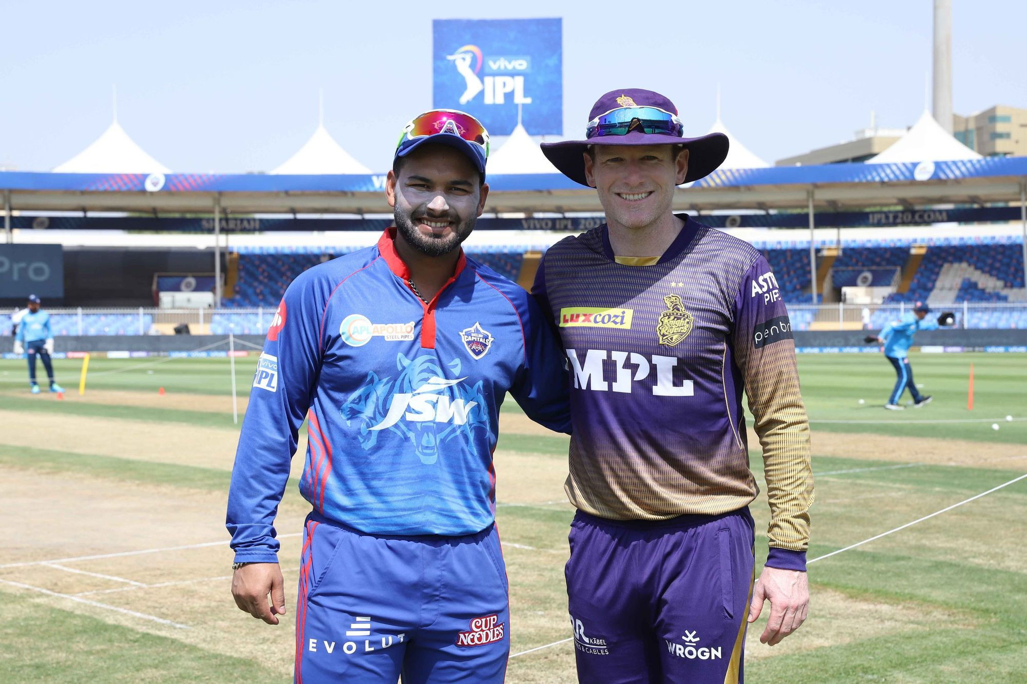 DC will face KKR in the Qualifier 2 of the IPL 14 | BCCI/IPL