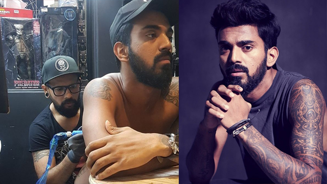 KL Rahul reveals his mother's reaction when he inked his first tattoo