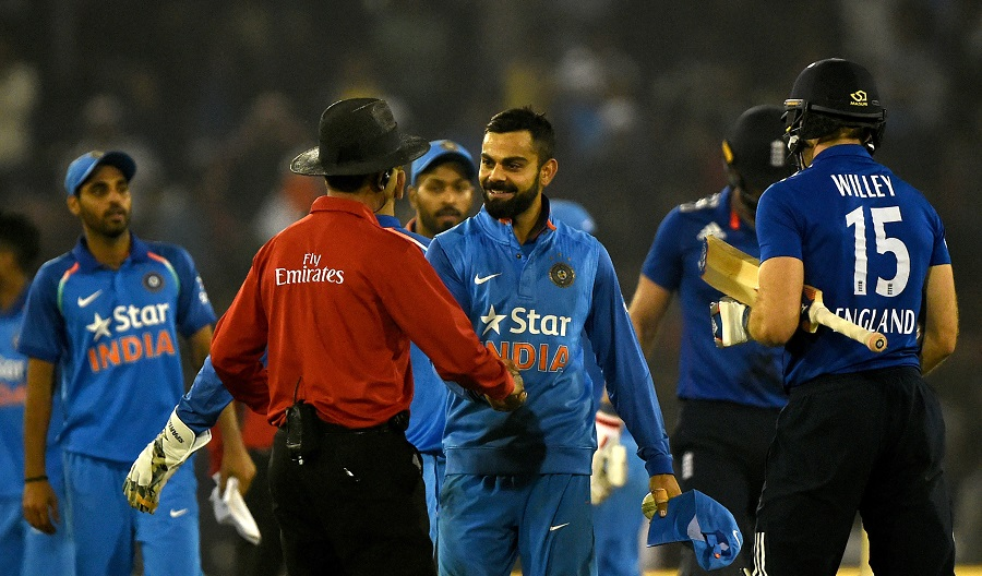 India won the last ODI series between the sides 2-1. (ESPNcricinfo)