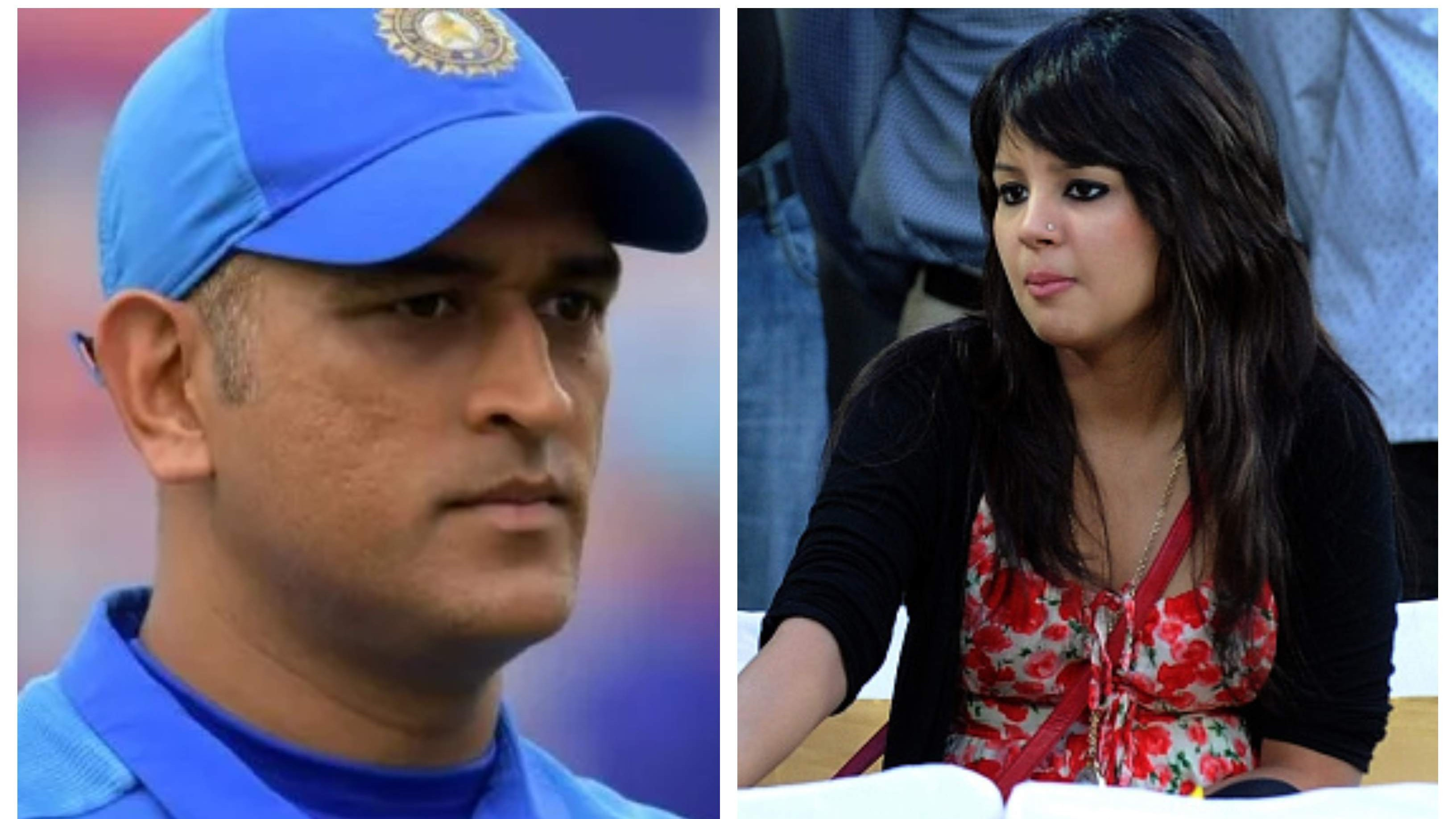 Sakshi slams media houses for spreading fake news regarding Dhoni's donation amid COVID-19 crisis