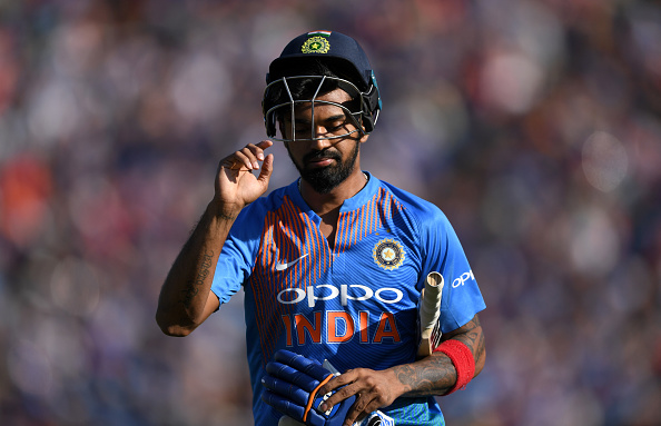 KL Rahul | Source Getty