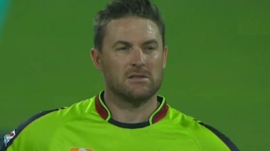 Brendon McCullum offers to give up Lahore Qalandars' captaincy after string of losses