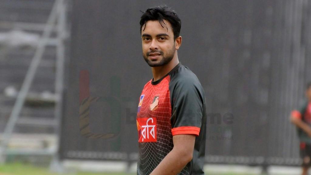 Bangladesh's Abu Jayed tests positive for COVID-19