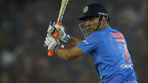 Why should MS Dhoni be allotted the no.4 spot and end the debate once and for all?
