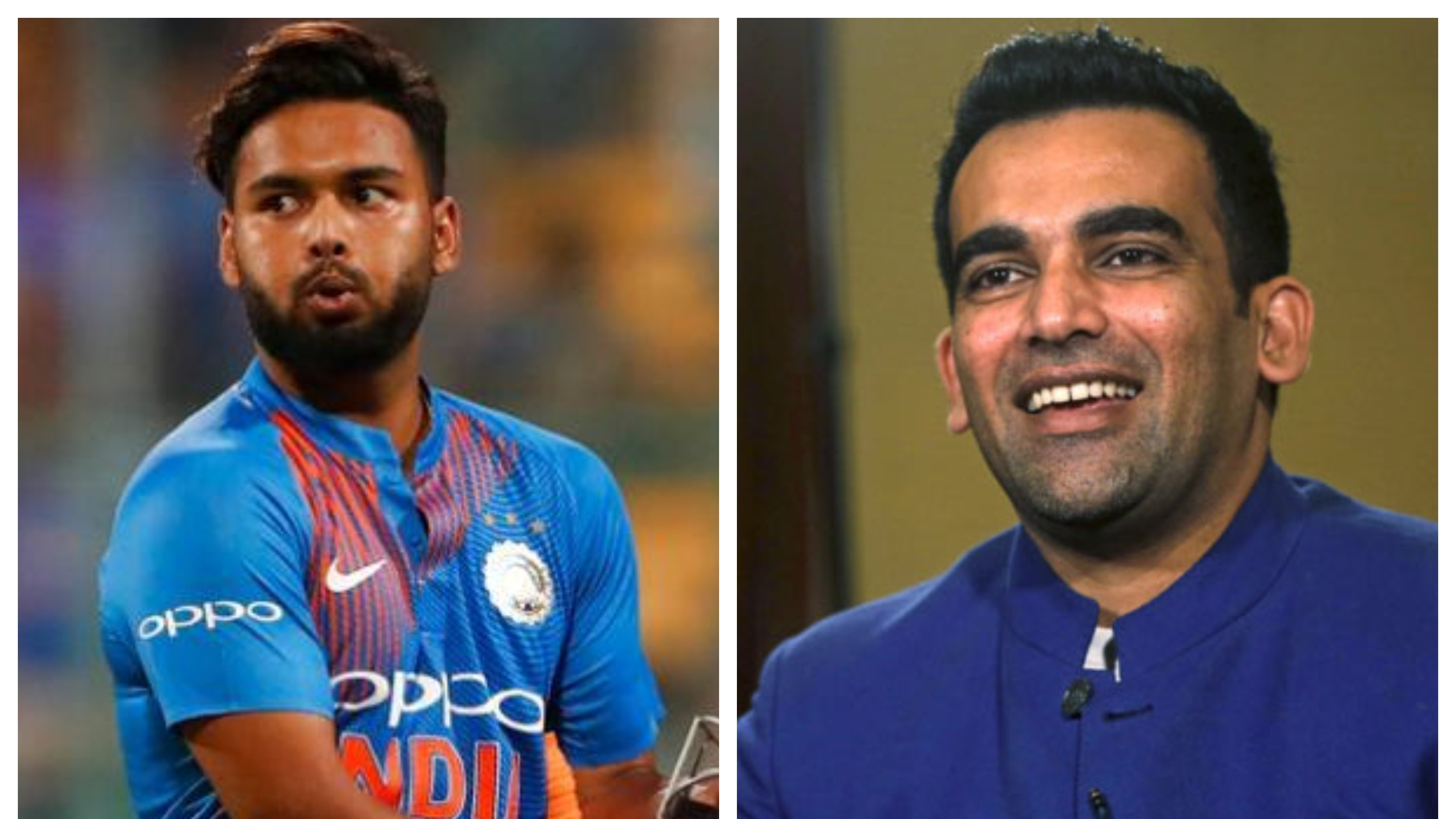 IND v SA 2019: Zaheer asks team management to define Pant's role better