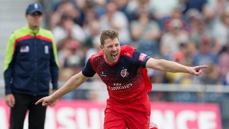 James Faulkner returns to Lancashire for T20 Blast 2020