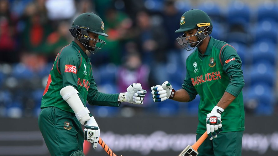 Mahmudullah clears the air about his speculated rift with Shakib Al Hasan