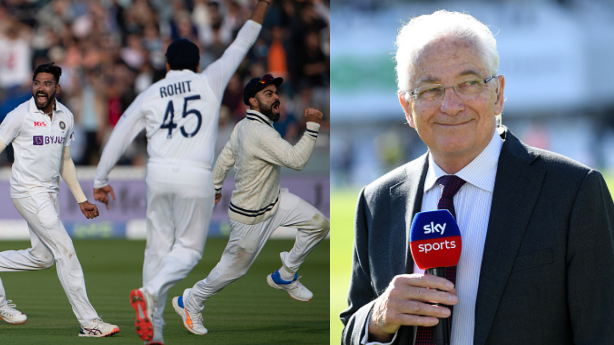 ENG v IND 2021: Hats off to India; Kohli and his boys were just stunning at Lord's, says David Gower
