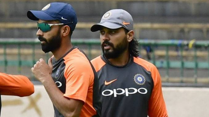 ENG v IND 2018: M Vijay and Ajinkya Rahane likely to feature in the India A game before Test series