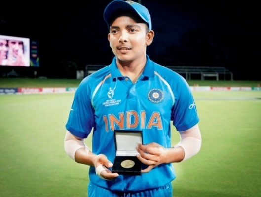 U19 World Cup 2018: Prithvi Shaw urges complete team support for World Cup title