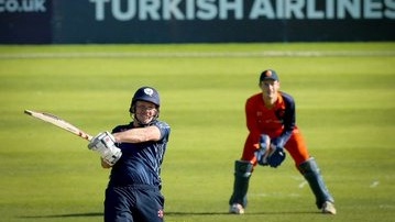Ireland T20I Tri-Series 2019: Scotland tops the points table with an emphatic 6-wicket win over Netherlands