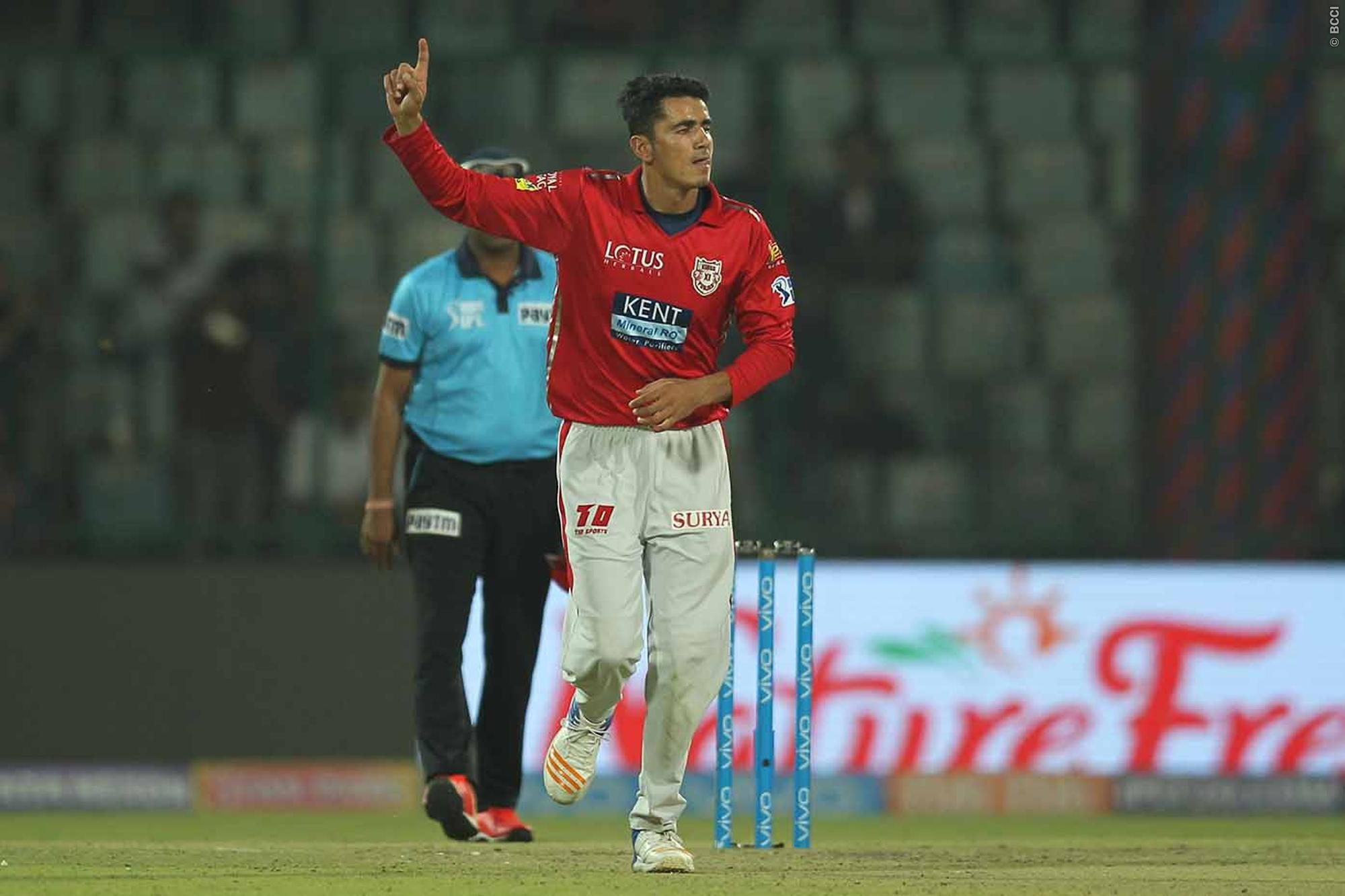 Mujeeb Ur Rahman's inclusion has become compulsory for KXIP now   AFP