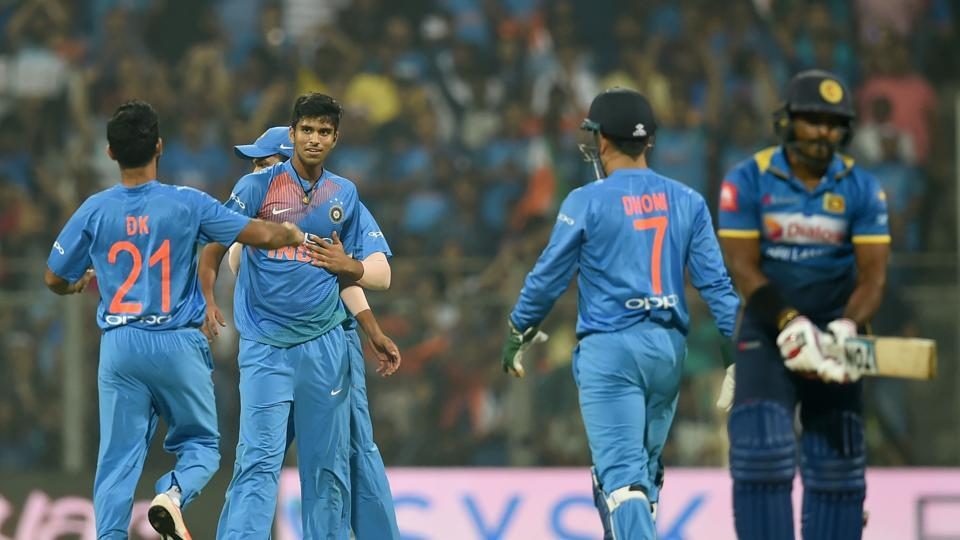 Sundar has impressed one and all in the limited opportunities that he got to represent India | Getty