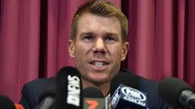 SA v AUS 2018: Watch – David Warner admits he may never play for Australia again