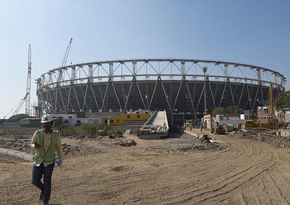 Motera Stadium, Ahmedabad | Getty