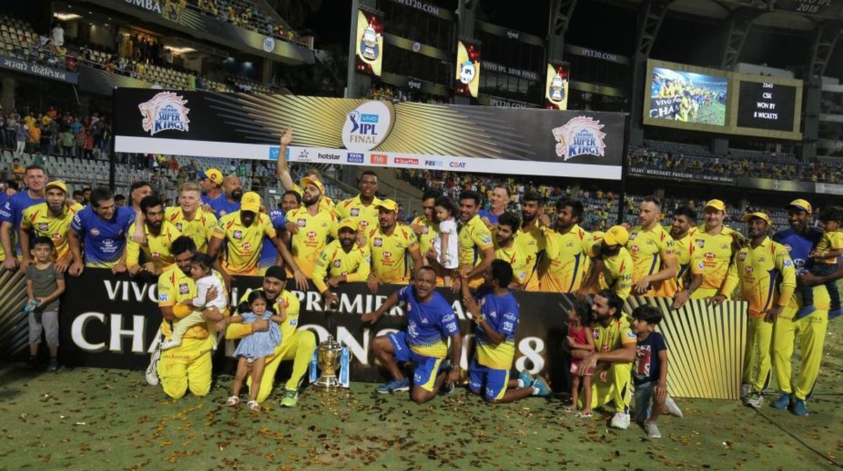 CSK have the overall win percentage of 61.28 across 12 seasons | IANS