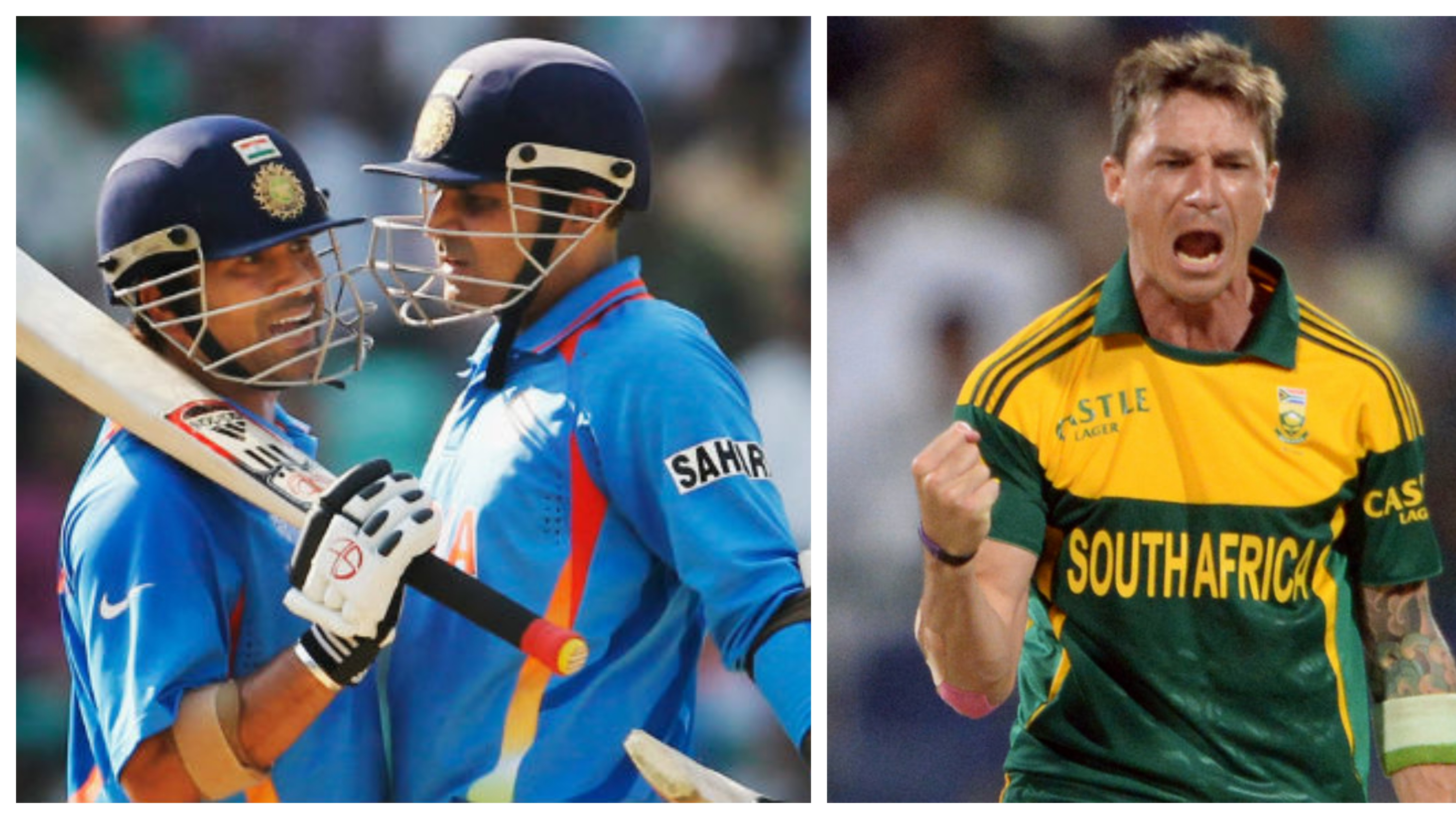 Sachin Tendulkar, Virender Sehwag wish Dale Steyn on his 35th birthday