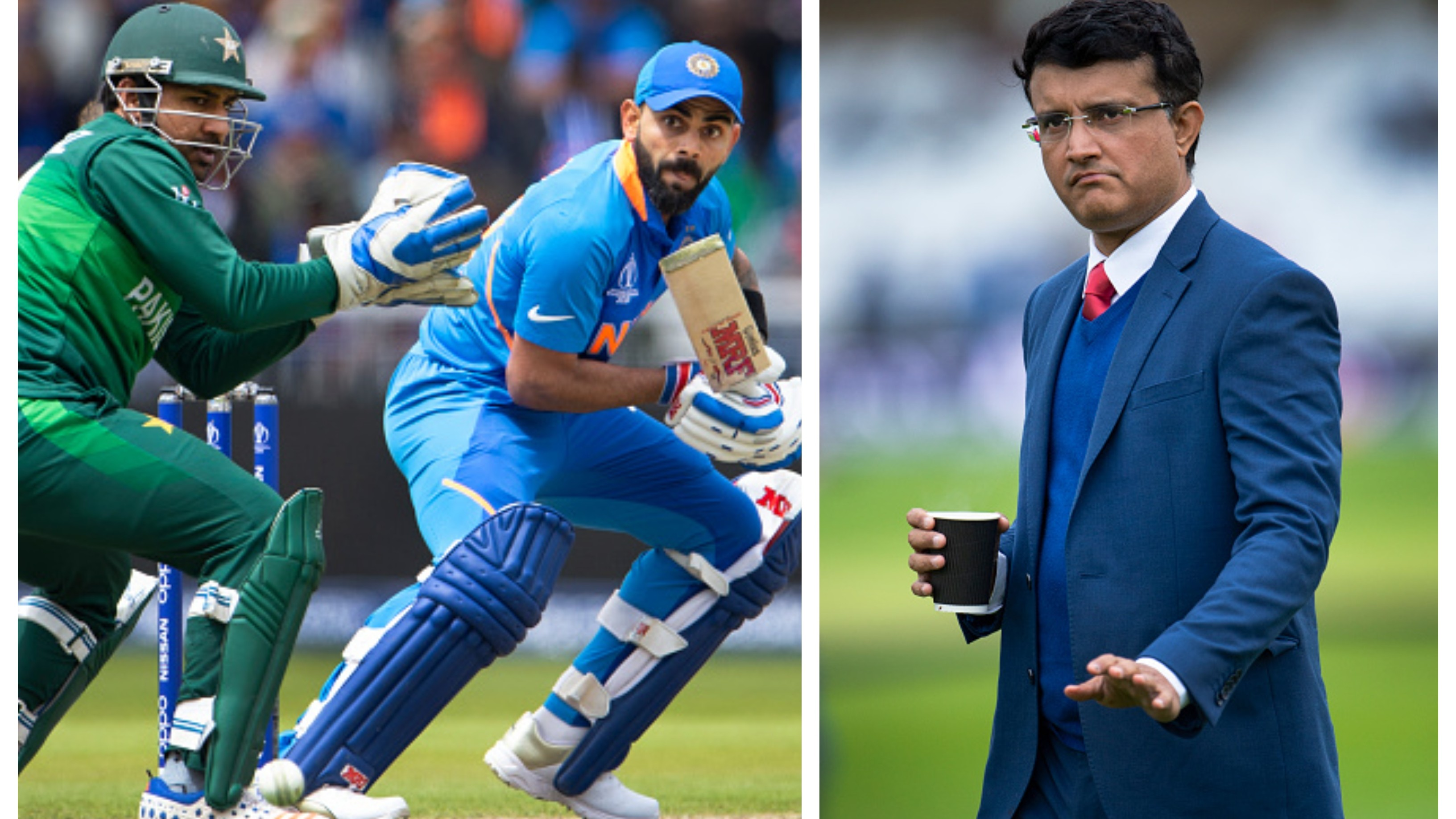 Resumption of cricket ties with Pakistan subject to government approval, says BCCI president Sourav Ganguly
