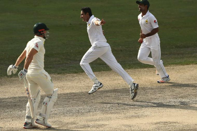 Azhar Ali praises Abbas for his brilliant bowling on day 3 | Getty Images