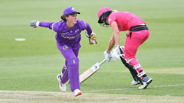 WBBL 2019: Hobart Hurricanes' Emily Smith banned for revealing playing XI on Instagram before the game