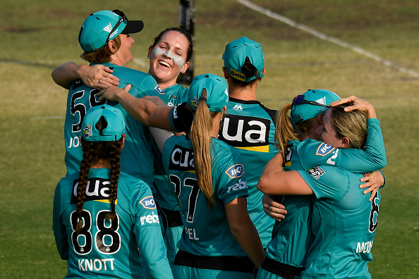 Brisbane Heat won the final by six wickets | Getty