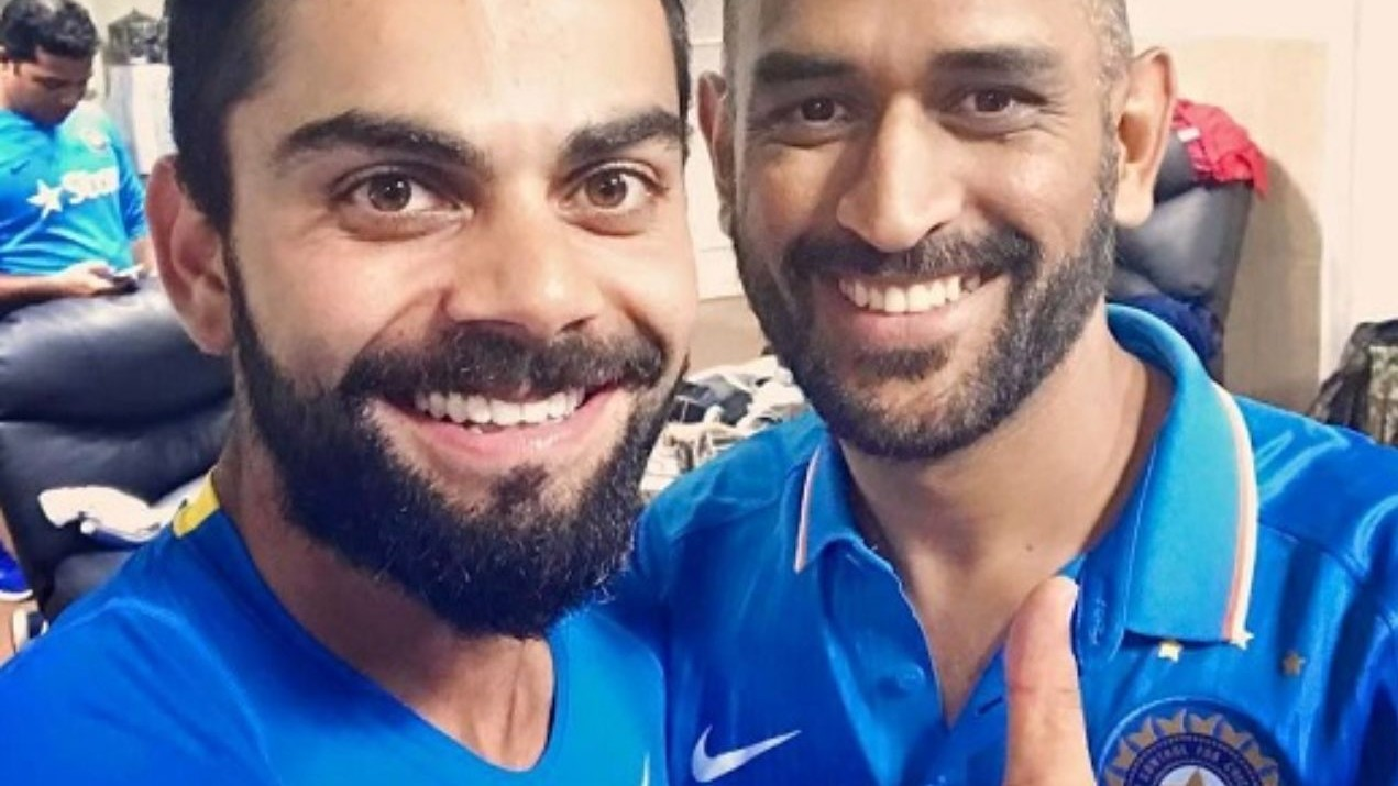 How good were MS Dhoni and Virat Kohli in 10th and 12th board exams? Their marks revealed!