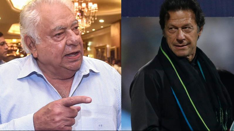 Farokh Engineer urges Prime Minister Imran Khan to restore India-Pakistan Test ties