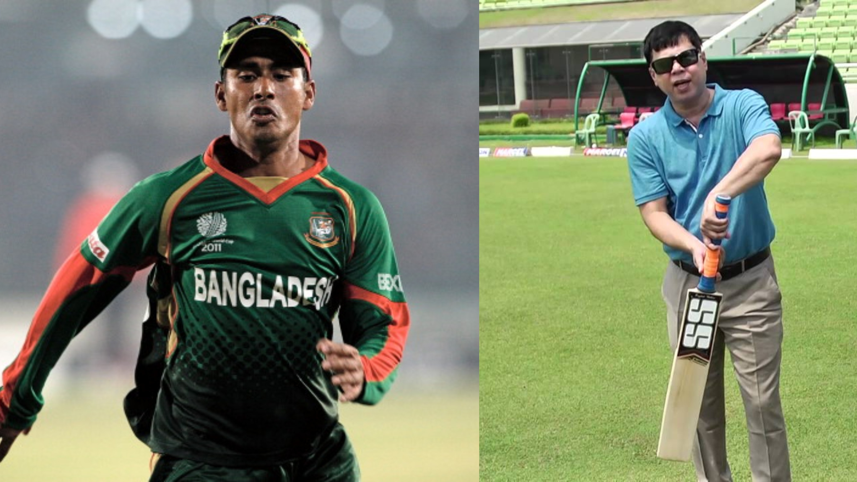 No space for Mohammad Ashraful in the Bangladesh Team at the moment, says Chief selector Minhajul Abedin