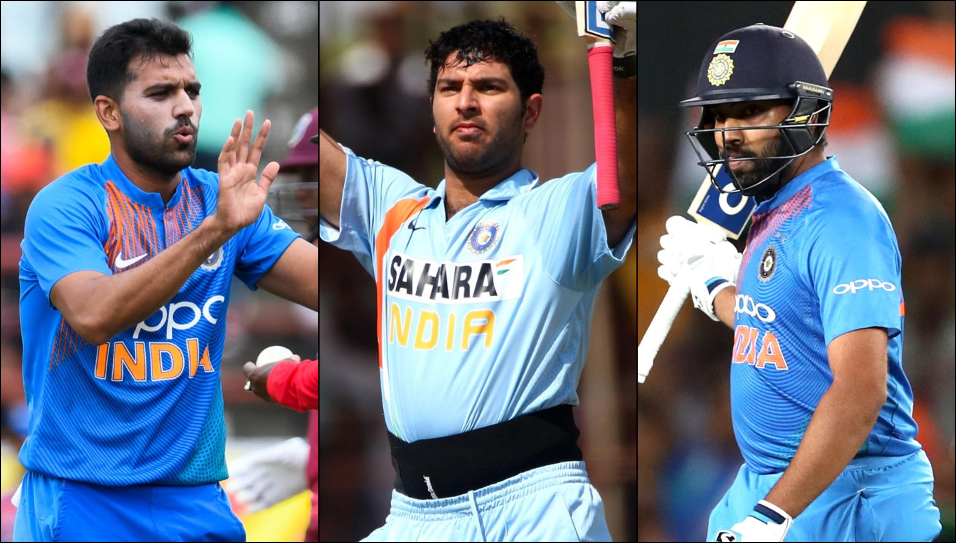 भारतीय खिलाड़ियों के नाम दर्ज टी-20 के सबसे बेहतरीन रिकॉर्ड | Getty