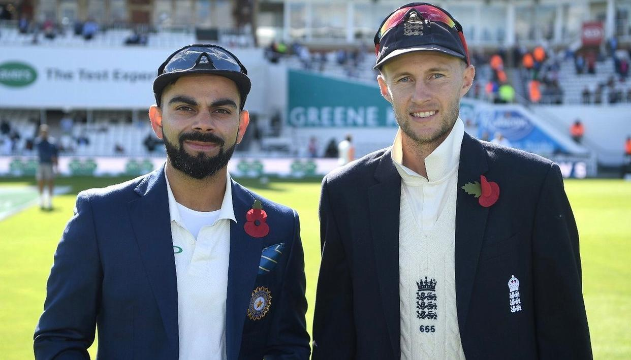 England and India slated to play four Tests next month | AFP