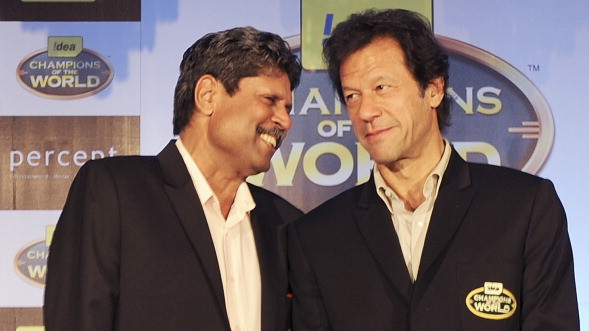Kapil Dev ready to attend Imran Khan's swearing-in if he gets official invitation