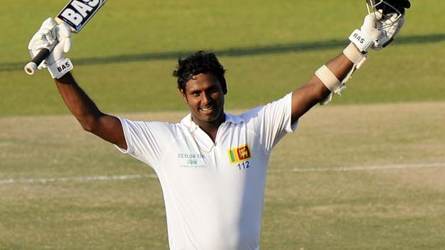Angelo Mathews returns South Africa Test series