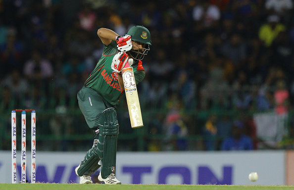 Tamim Iqbal in action during the recently concluded Sri Lanka series | Getty