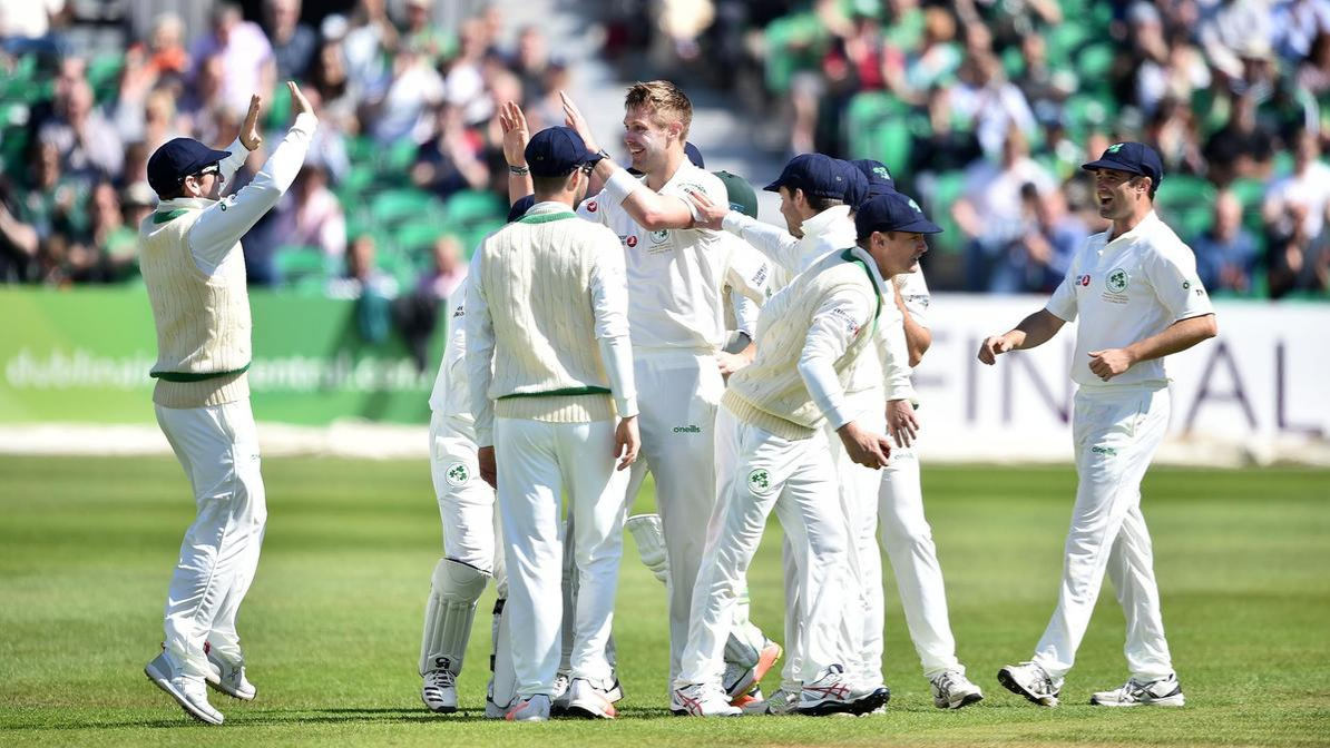 Ireland set to  play historic 4-day Test match against England at Lord's  in July 2019