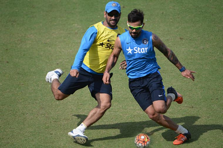 MS Dhoni and Virat Kohli | Getty Images