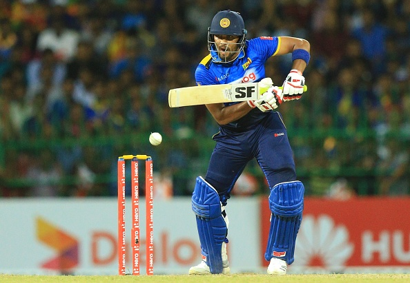 Dinesh Chandimal | Getty