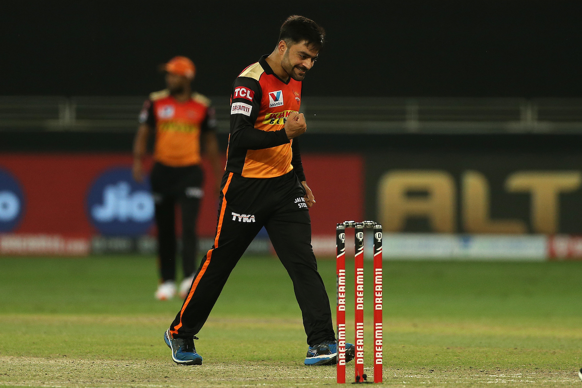 Rashid Khan starred with the ball for SRH | IPL/BCCI