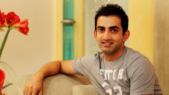 Gautam Gambhir's tweet after Croatia's win may offend the England football fans
