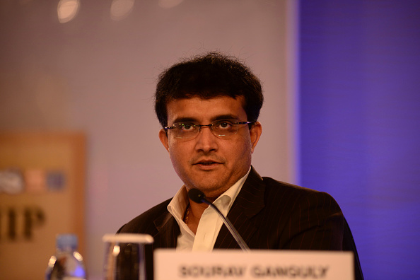 Sourav Ganguly | GETTY