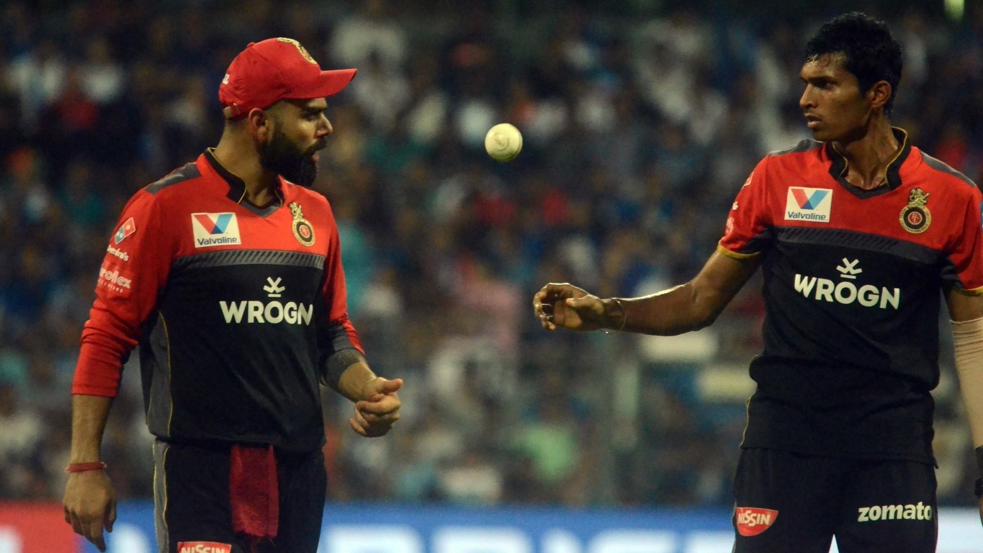 IPL 2020: Navdeep Saini says Virat Kohli likes this