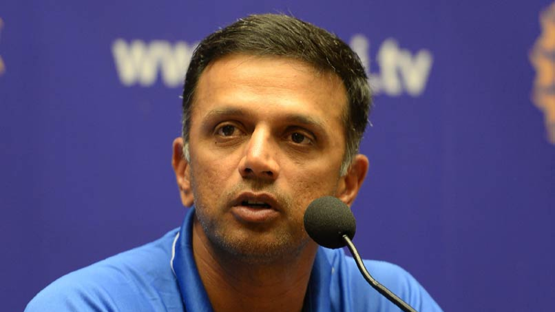 Rahul Dravid makes a slight change to his own U-19 selection policy