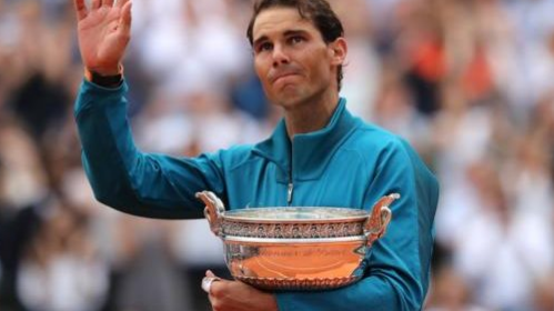 Cricket circle reacts to Rafael Nadal's 11th French Open title win