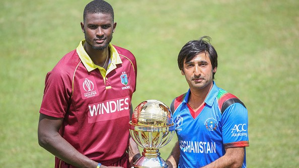 CWC 2019: Jason Holder looking forward to face Afghanistan in the upcoming World Cup