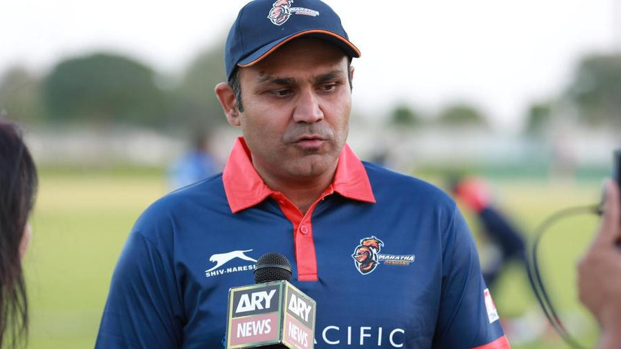 Virender Sehwag to be the icon for T-10 cricket league season 2 at UAE