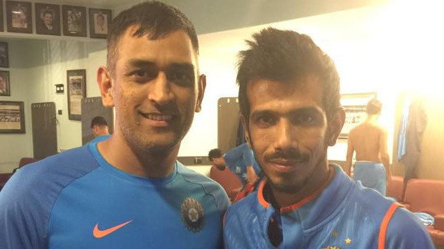 Yuzvendra Chahal talks about his camaraderie with MS Dhoni and how Chahal TV became a thing