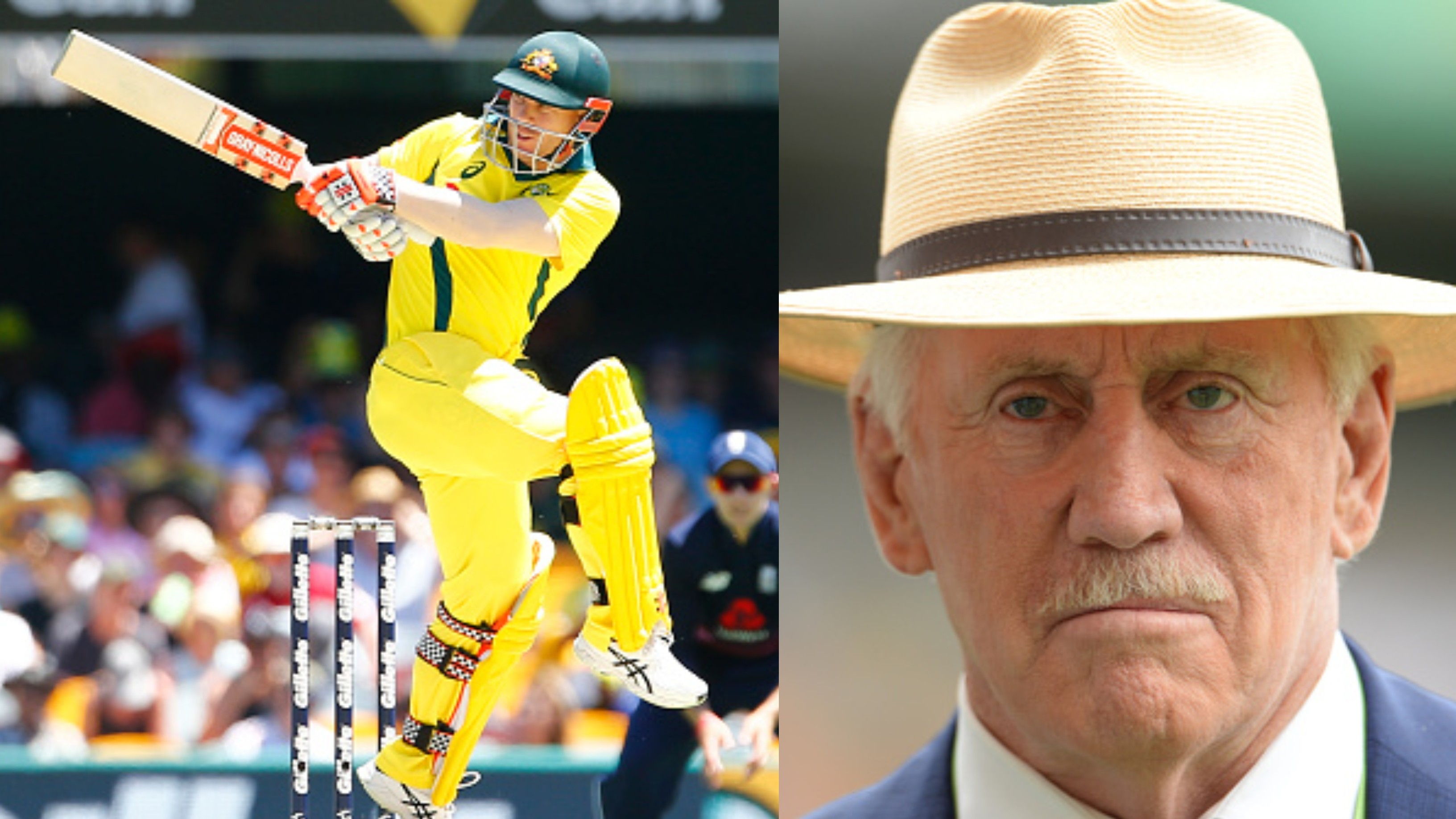 CWC 2019: Any suggestion of David Warner moving down the order is illogical, says Ian Chappell
