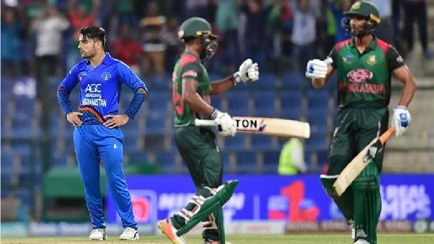 Asia Cup 2018: I was just playing with an empty mind against Rashid Khan, says Mahmudullah