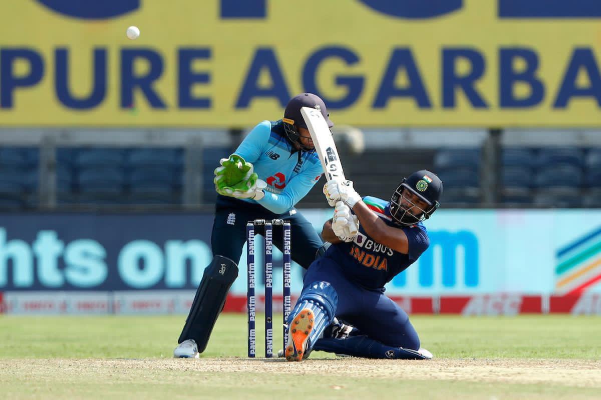 Rishabh Pant had a brilliant ODI series against England   Getty Images