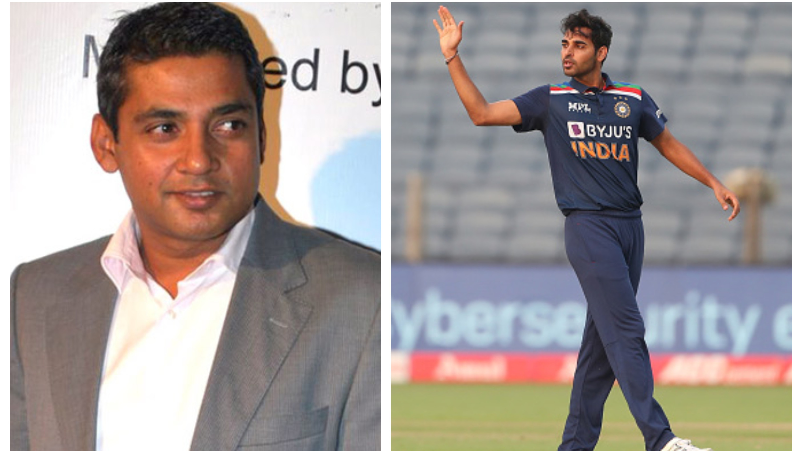 IND v ENG 2021: Ajay Jadeja lauds Bhuvneshwar for playing Bumrah's role perfectly during white-ball series